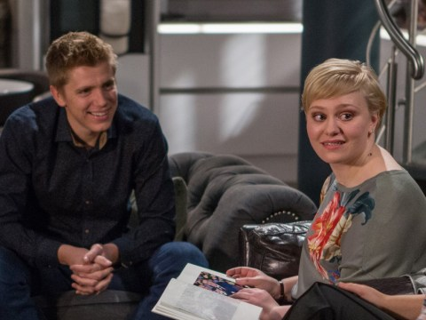 Emmerdale spoilers: Baby heartbreak ahead for Robert Sugden and Aaron Dingle?