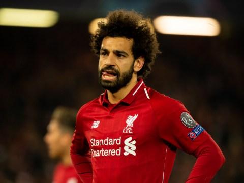 Chelsea fans filmed singing 'Mohamed Salah is a bomber' before Slavia Prague clash