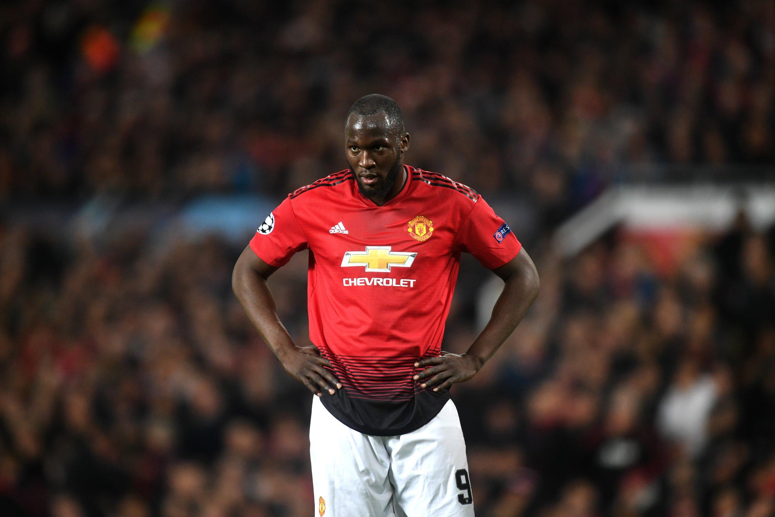 Romelu Lukaku fires warning to Manchester United teammates after Barcelona defeat