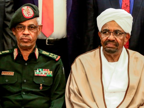 Sudan's coup leader steps down one day after ousting president