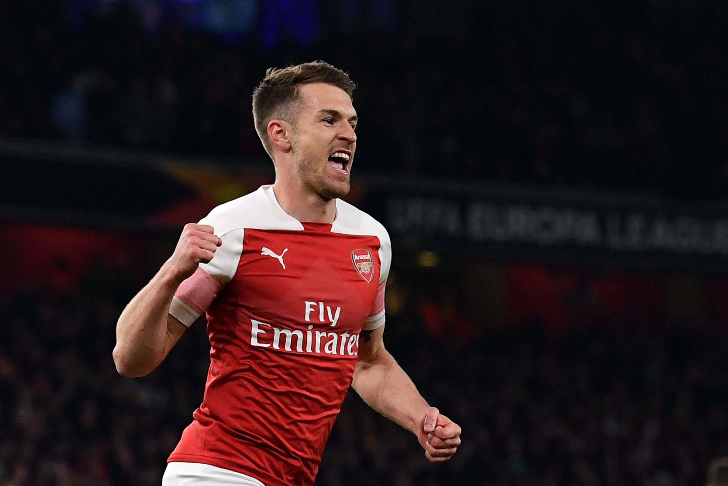Irreplaceable Aaron Ramsey inspires Arsenal to 2-0 win against Napoli