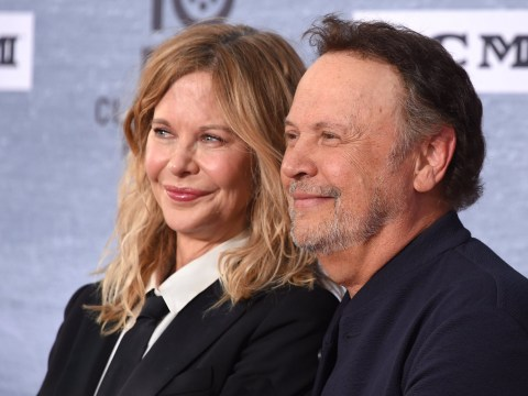 Meg Ryan and Billy Crystal reunite 30 years after When Harry Met Sally for special anniversary event