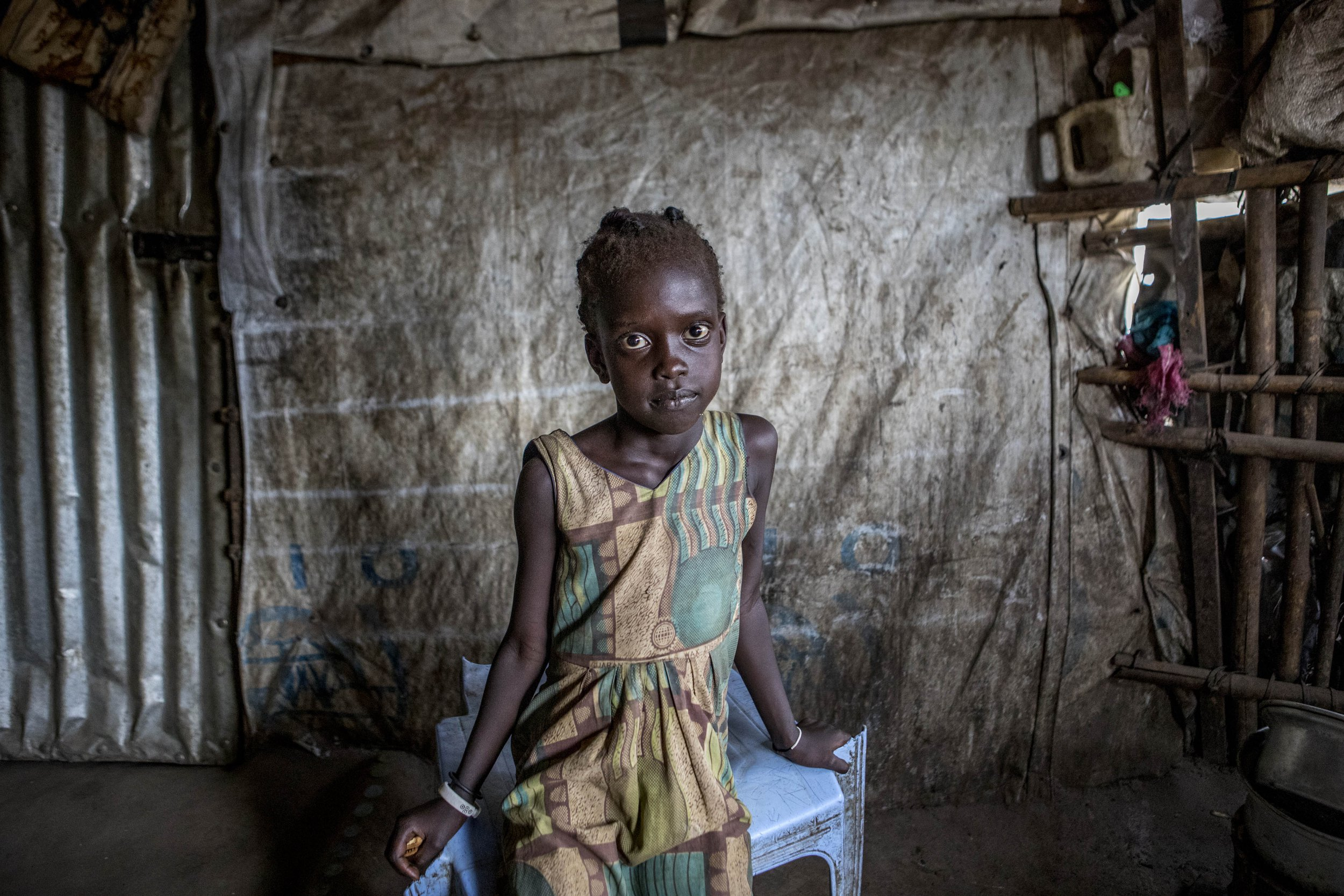Moving images show the fall-out of war on vulnerable children