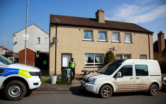 Young baby attacked and seriously injured at 6 Burns Rd Hawick.
