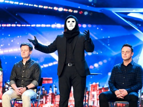 Ant and Dec's friendship is tested by masked Britain's Got Talent magician