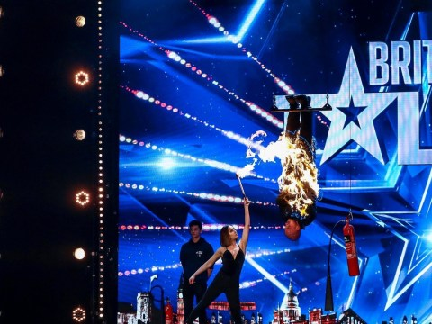 Britain's Got Talent 2019: Who is Jonathan Goodwin the escape artist who escaped from a burning strait jacket?