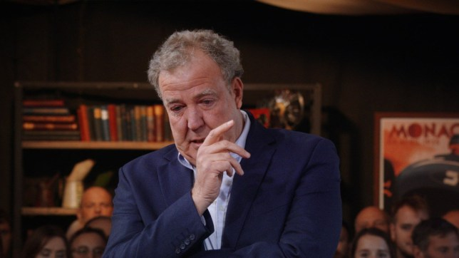 Jeremy Clarkson says goodbye to The Grand Tour as we know it