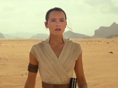 Star Wars fans freak out as they recognise iconic laugh in The Rise Of Skywalker trailer