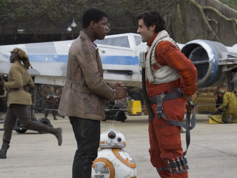 Star Wars' John Boyega and Oscar Isaac tease potential Finn and Poe romance in The Rise Of Skywalker