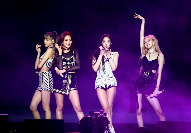 BLACKPINK Coachella Valley Music and Arts Festival