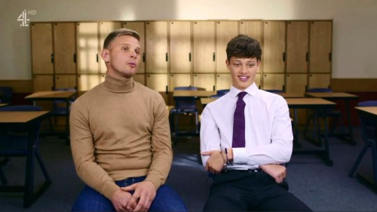 Jeff Brazier tells son Bobby his favourite sex position on Let???s Talk About Sex ??? and the 15-year-old is mortified Let's Talk About Sex Provider: Channel 4 Source: https://www.thesun.co.uk/tvandshowbiz/8854204/jeff-brazier-son-bobby-favourite-sex-position-mortified/
