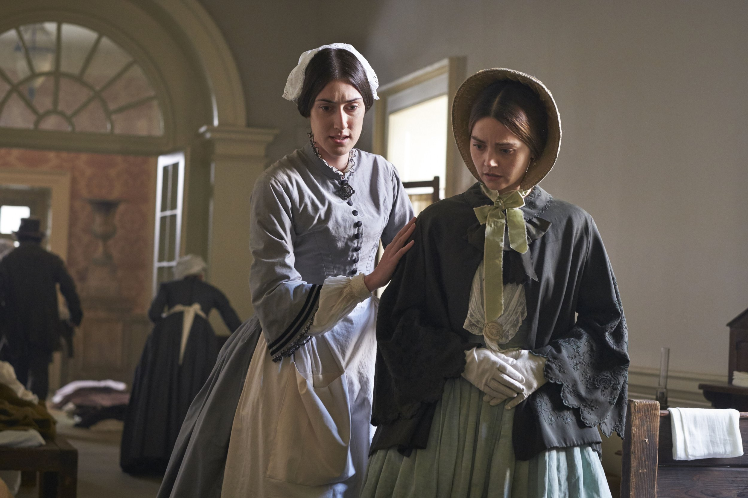Victoria series 3 episode 4 review: A surprise guest and a shock death that made total sense