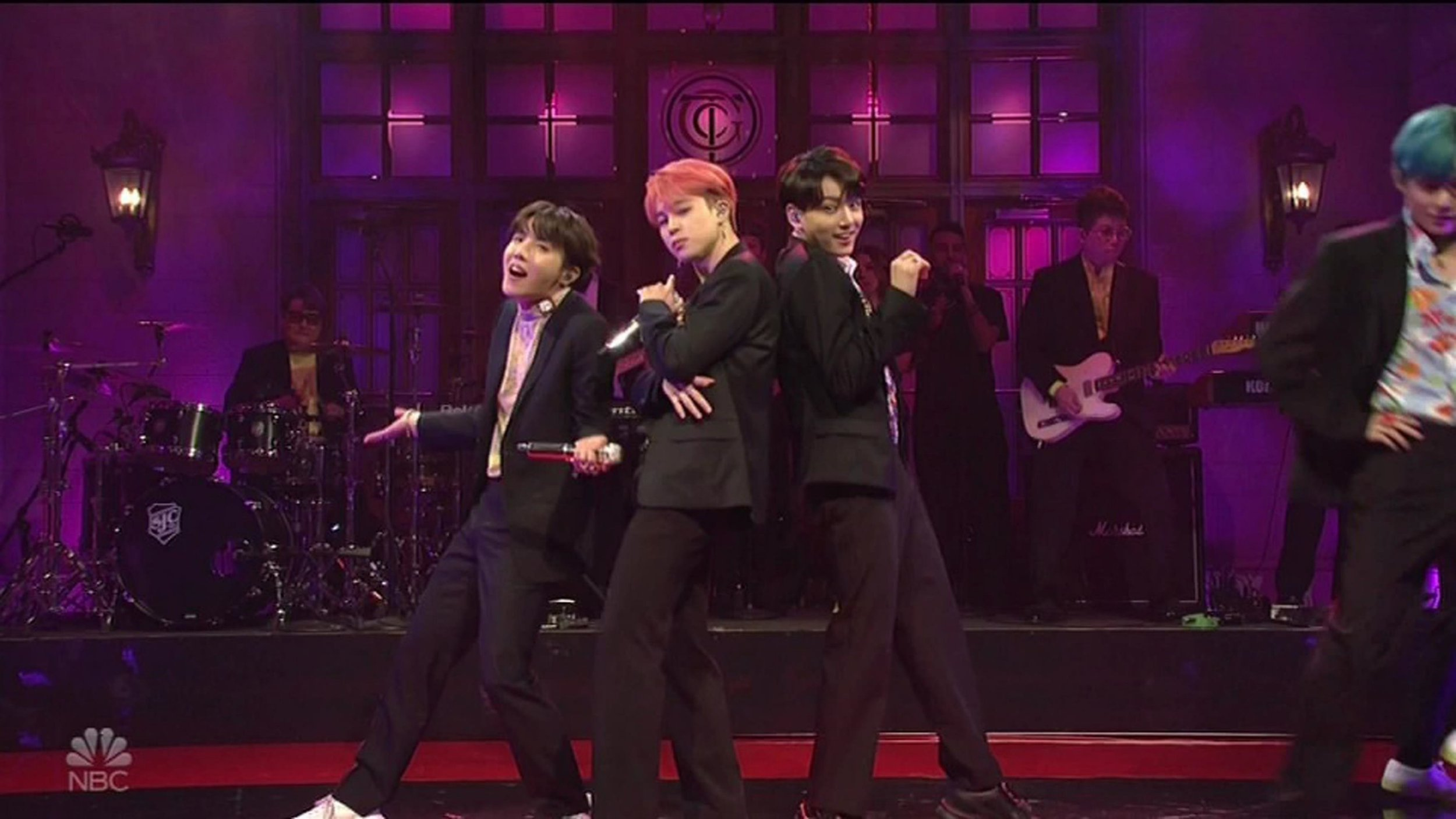 BTS slay SNL with performances of Boy With Luv and Mic Drop and it was perfection