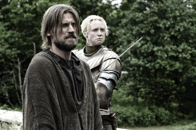 Jaime Lannister and Brienne's wedding was subtly teased in the Game of Thrones finale