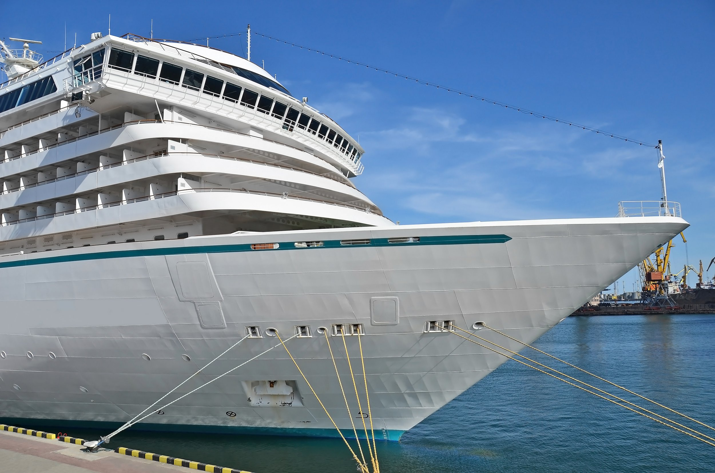 British girl, 17, 'raped on Mediterranean cruise ship during family holiday'