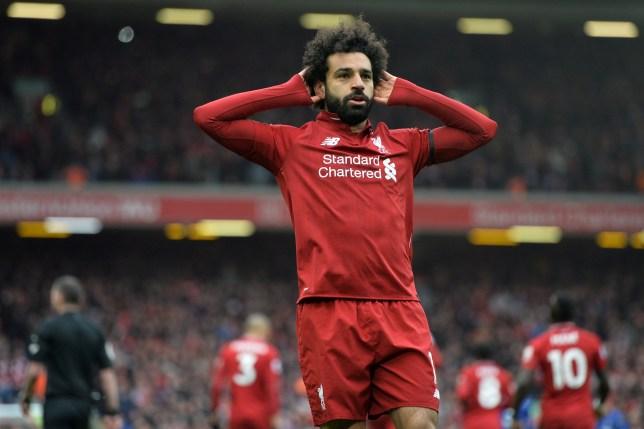online store f3587 8bd4c Mohamed Salah predicts Premier League title race after ...