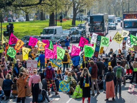 We have no choice but to bring London to a halt for climate change