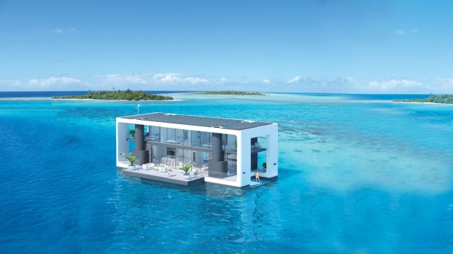 An Arkup Floating Home