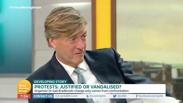 Richard Madeley insults David Attenborough