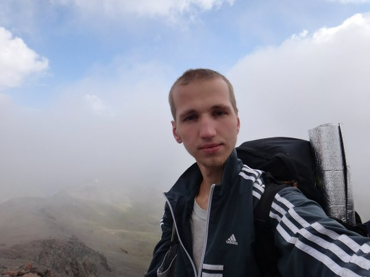 Ivan Klyucharev, 30, had been missing for two years (Picture: Social media; EAST2WEST News)