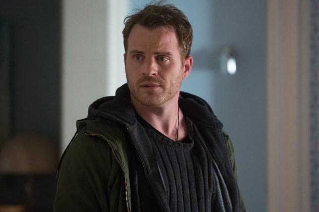 Sean Slater (Rob Kazinsky) on eastenders