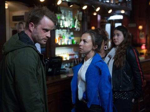 Why does Ruby Allen hate Sean Slater as he makes his EastEnders return?