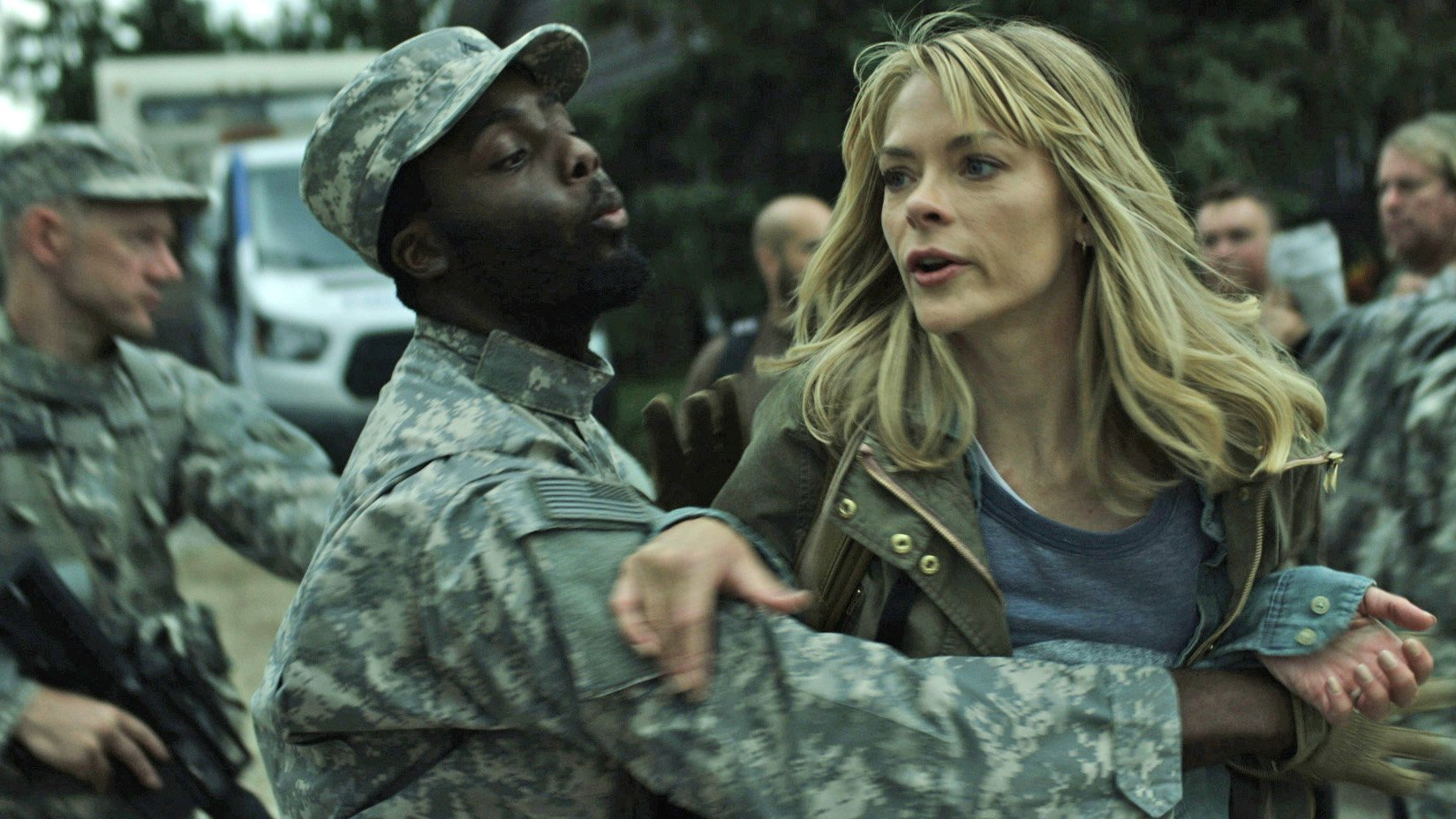 Who is in the cast of Black Summer on Netflix – from Jaime King to Justin Chu Cary?
