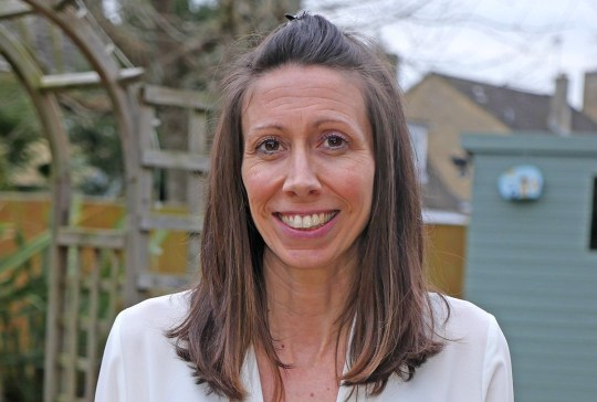 Kristie Higgs was sacked from Farmor's school in Fairford, Gloucestershire (Picture: Christian Concern)