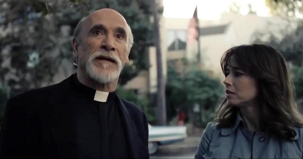 Linda Cardellini starring as Anna Tate-Garcia in The Curse Of La Llorona