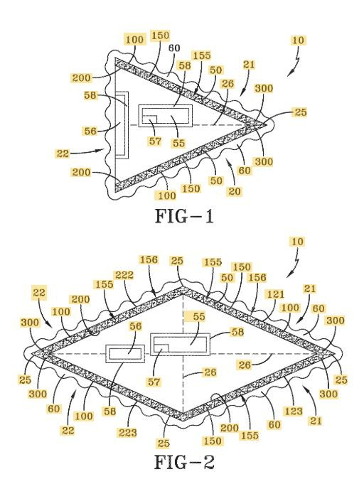 US Navy patents anti-gravity aircraft which looks like an alien UFO