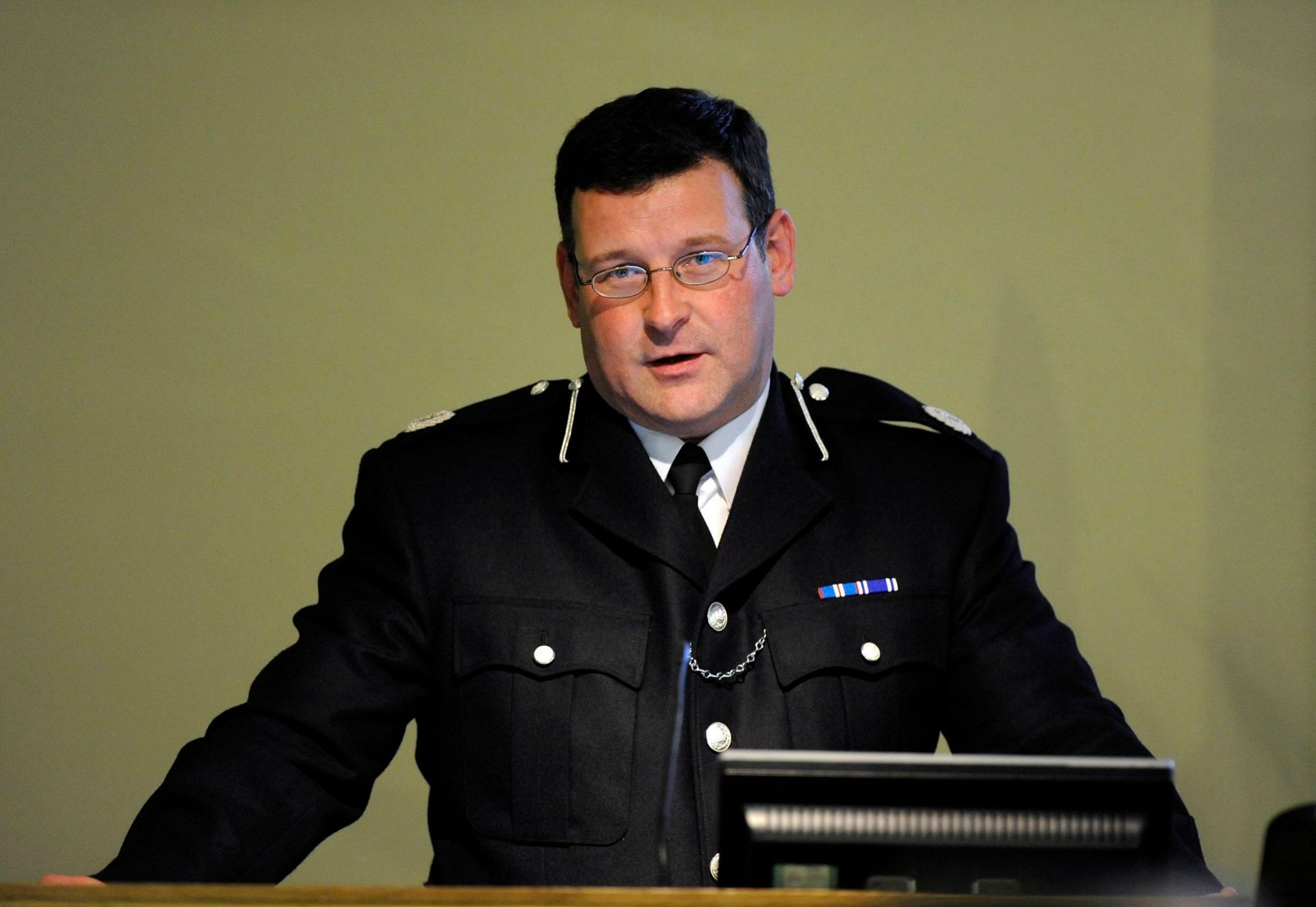 Police refuse to say why they arrested and suspended chief