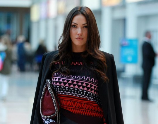 Mandatory Credit: Photo by Graham Stone/REX/Shutterstock (7542212ds) Sophie Gradon The Clothes Show, NEC Birmingham, UK - 03 Dec 2016
