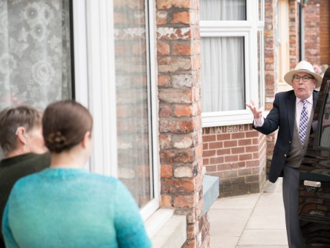 Coronation Street spoilers: Norris Cole drops a shocking bombshell on Mary Taylor