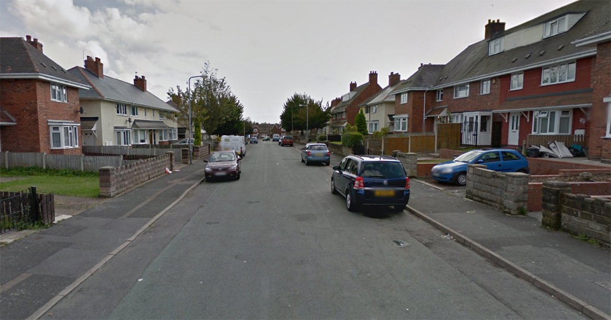 Boy, 6, shot after group of men opened fire in Wolverhampton