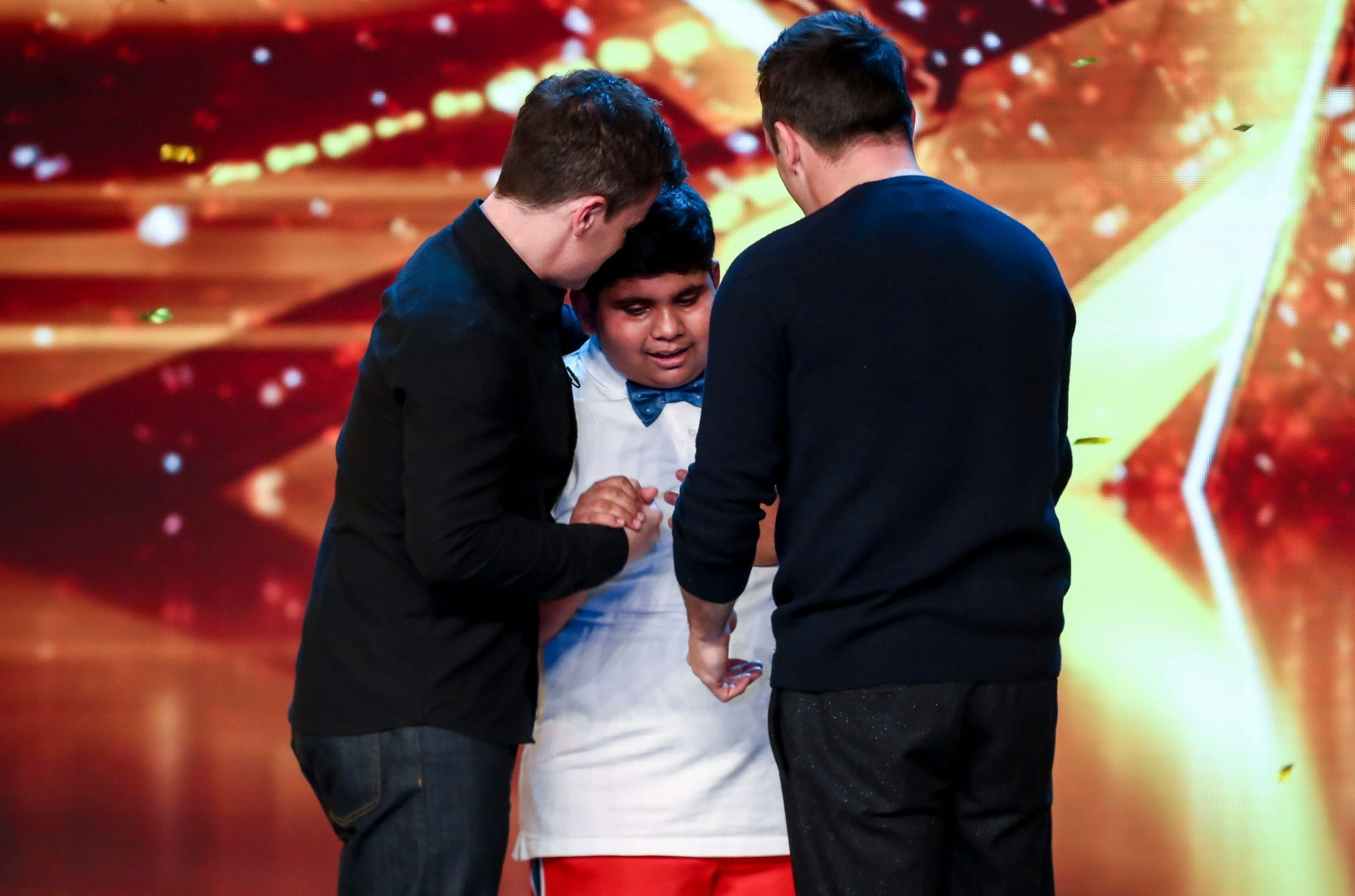 Who is BGT golden buzzer act Akshat Singh, and how old is the dancer?