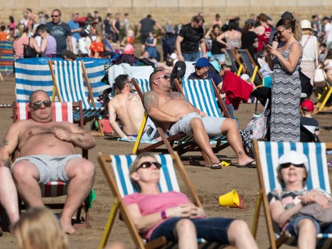 Sunny Easter Sunday could break new temperature records