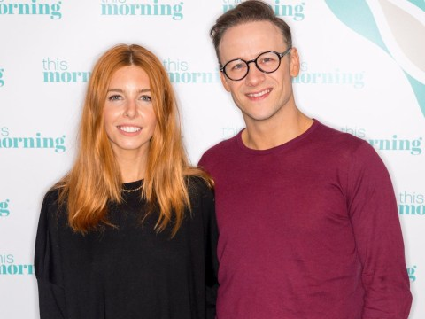 Kevin Clifton supports Stacey Dooley as her show Glow Up gets renewed