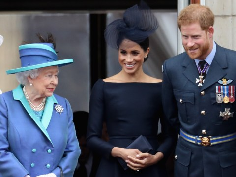 Royal baby: Harry and Meghan will visit Queen today to let her meet new great-grandson