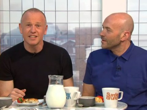 Sunday Brunch's Simon Rimmer reveals 'weird' behind-the-scenes pet peeve