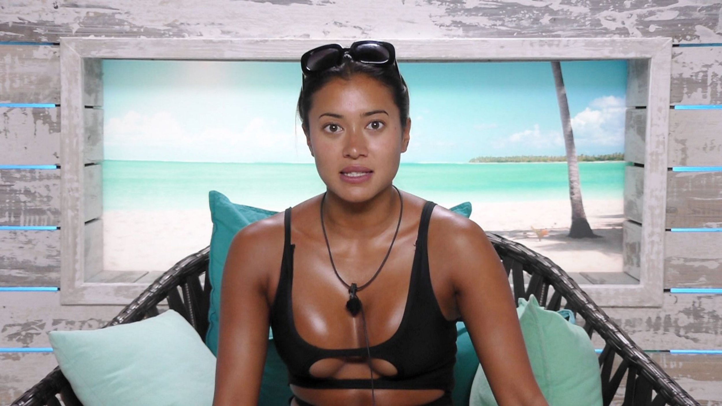 Love Island's Kaz Crossley claims contestants put on 'racist accents' to have secret conversations