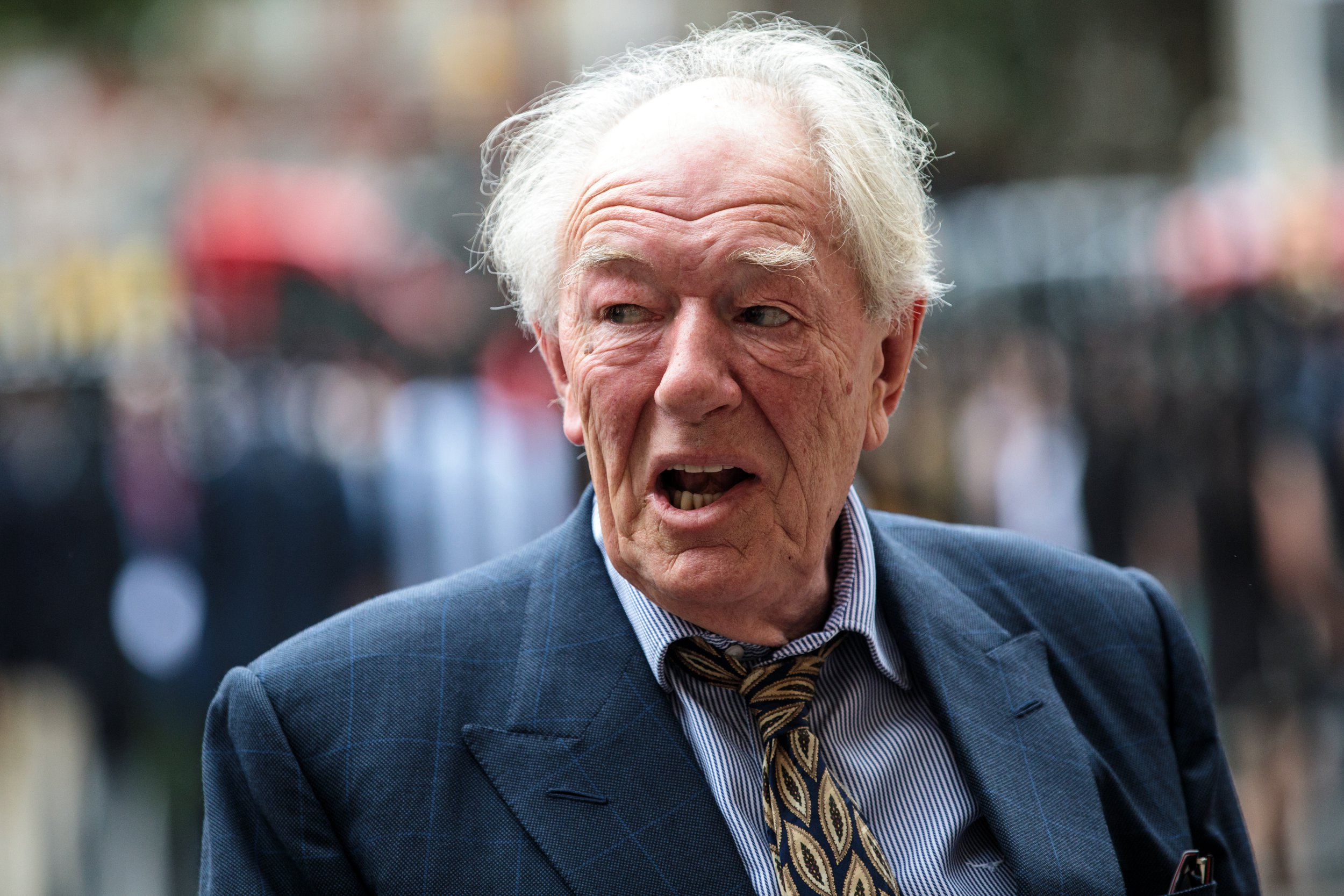 Sir Michael Gambon 'steps down from new sitcom after struggling with memory loss'