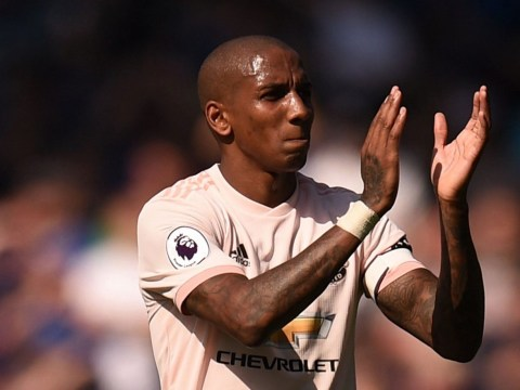 Ashley Young warns Manchester United teammates ahead of Manchester City clash