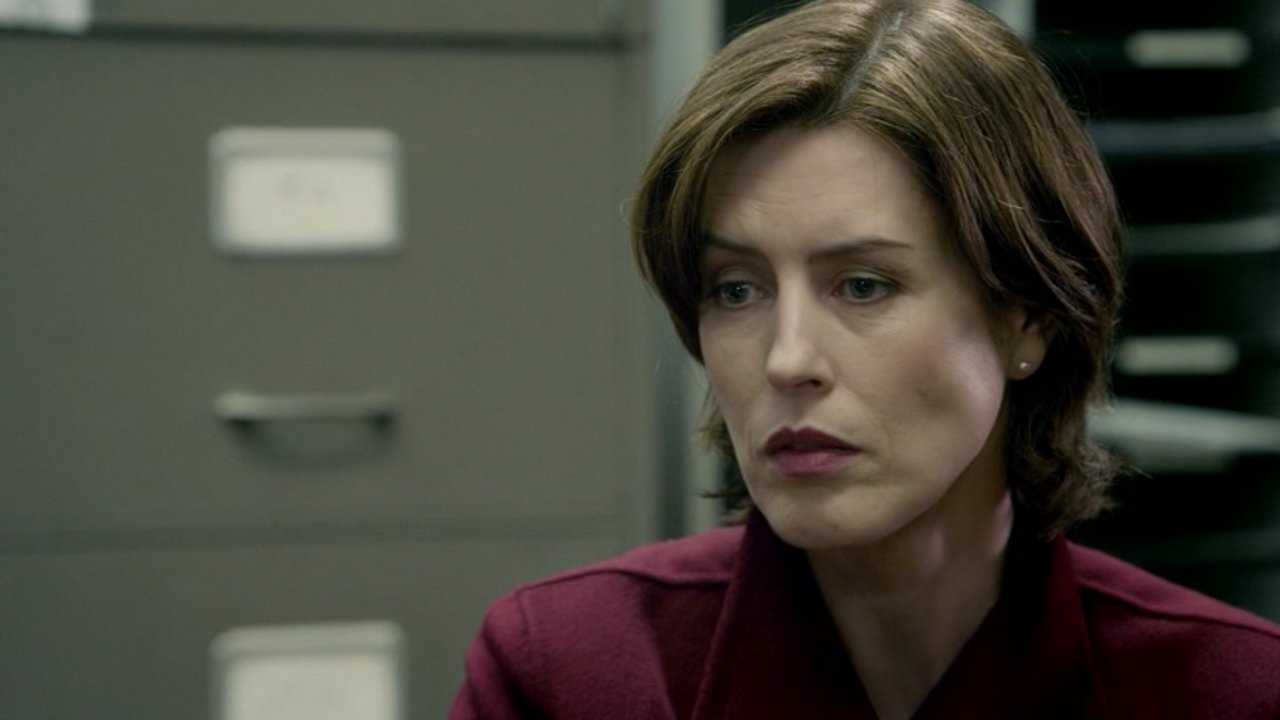 Line of Duty. Gina McKee as Jackie Laverty