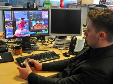 Husband, 28, so addicted to Fortnite he played up to 18 hours a day
