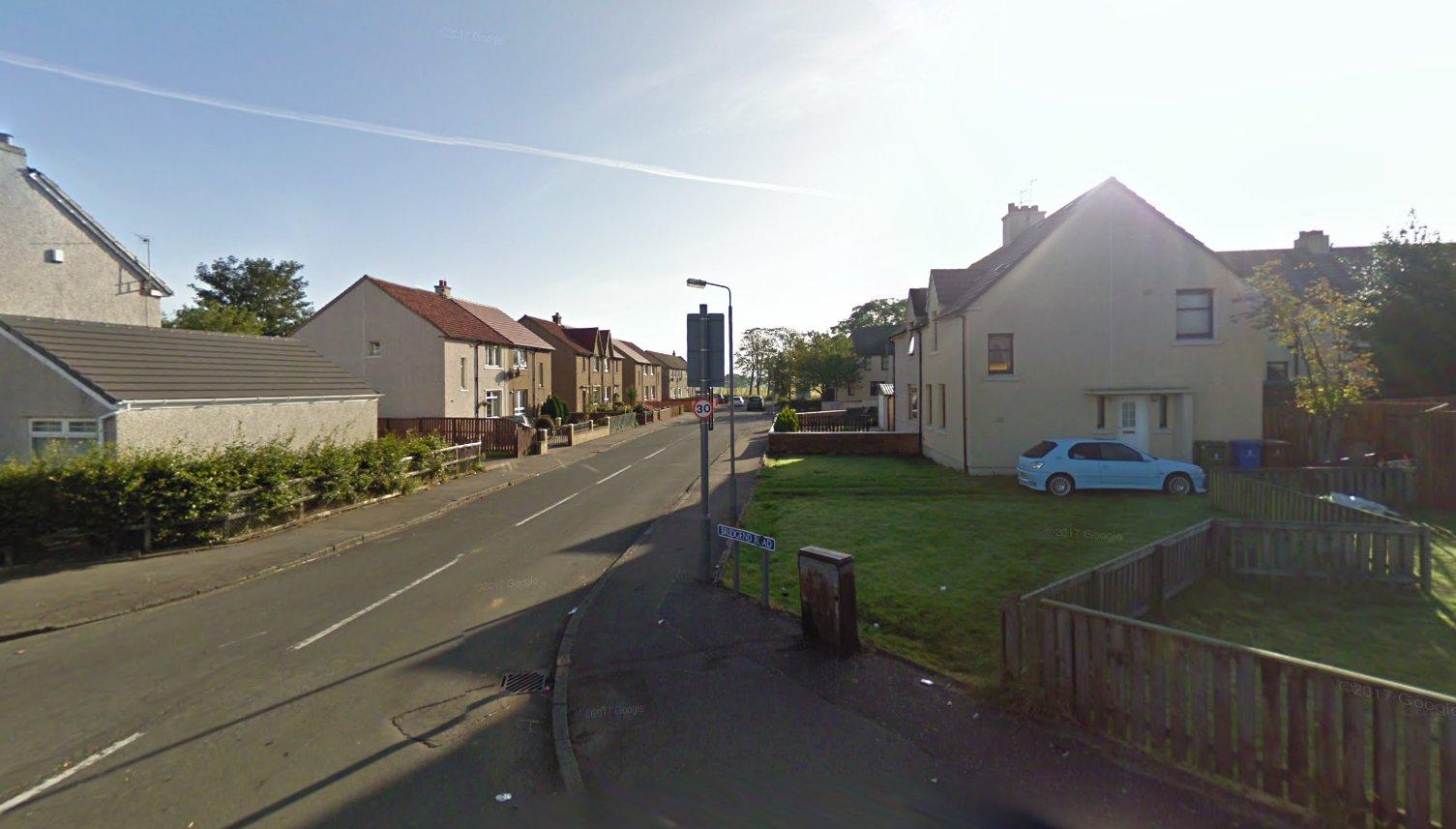 Bridgend Road, Avonbridge (Picture: Google)