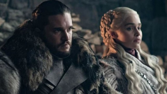 Emilia Clarke defends Dany's reaction to THAT revelation on Game of Thrones A Still from Game of Thrones Season 8 Episode 2 Jon and Dany