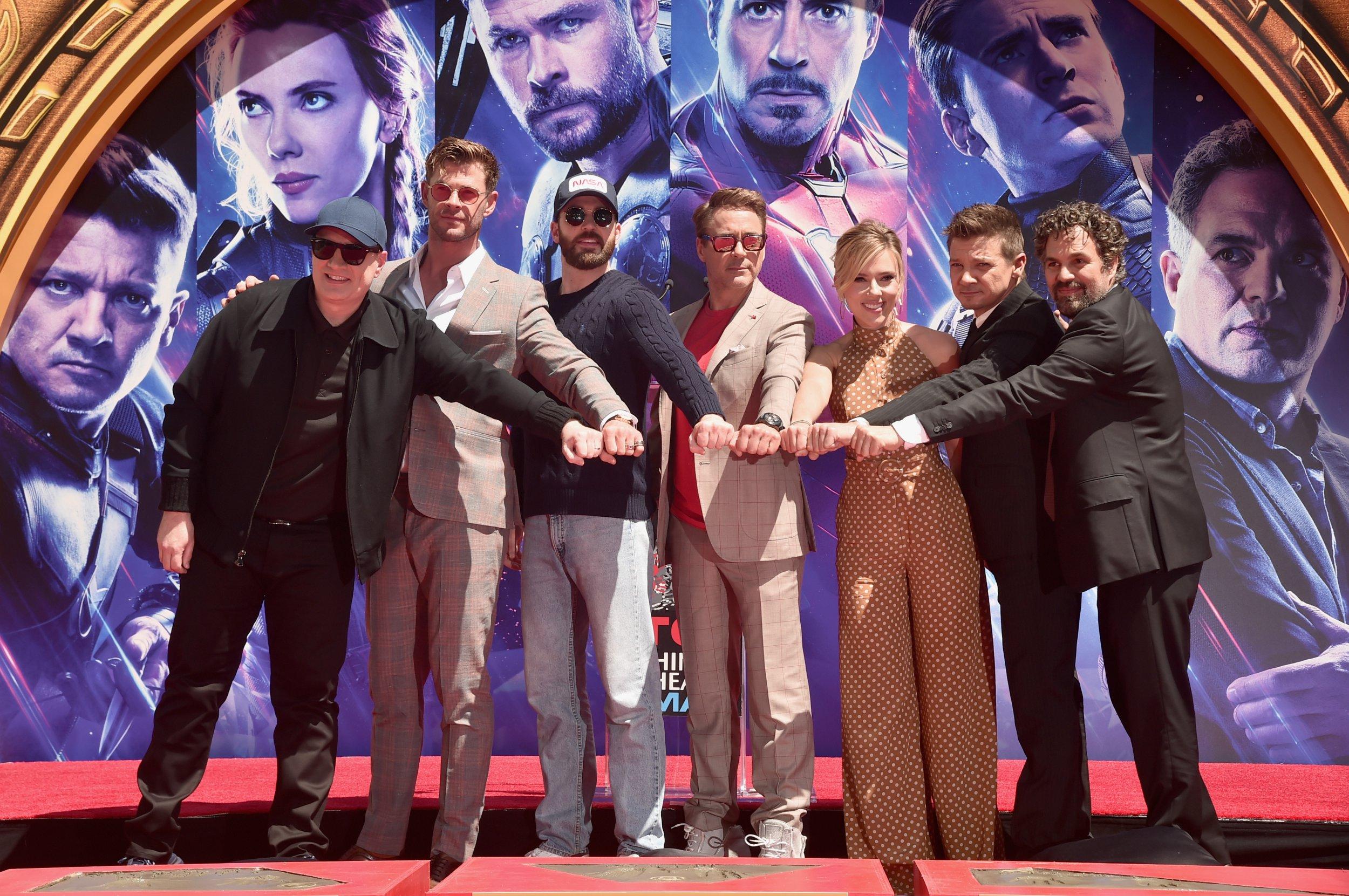 Is Avengers: Endgame the last Marvel movie for the original cast?
