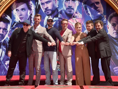 Is Avengers: Endgame the last Marvel movie for the original cast?
