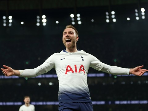 Maurizio Sarri wants Christian Eriksen if he can't tempt Paul Pogba back to Juventus