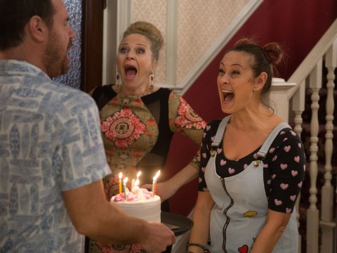 EastEnders airs dirtiest ever episode with masturbation references and sex puns throughout